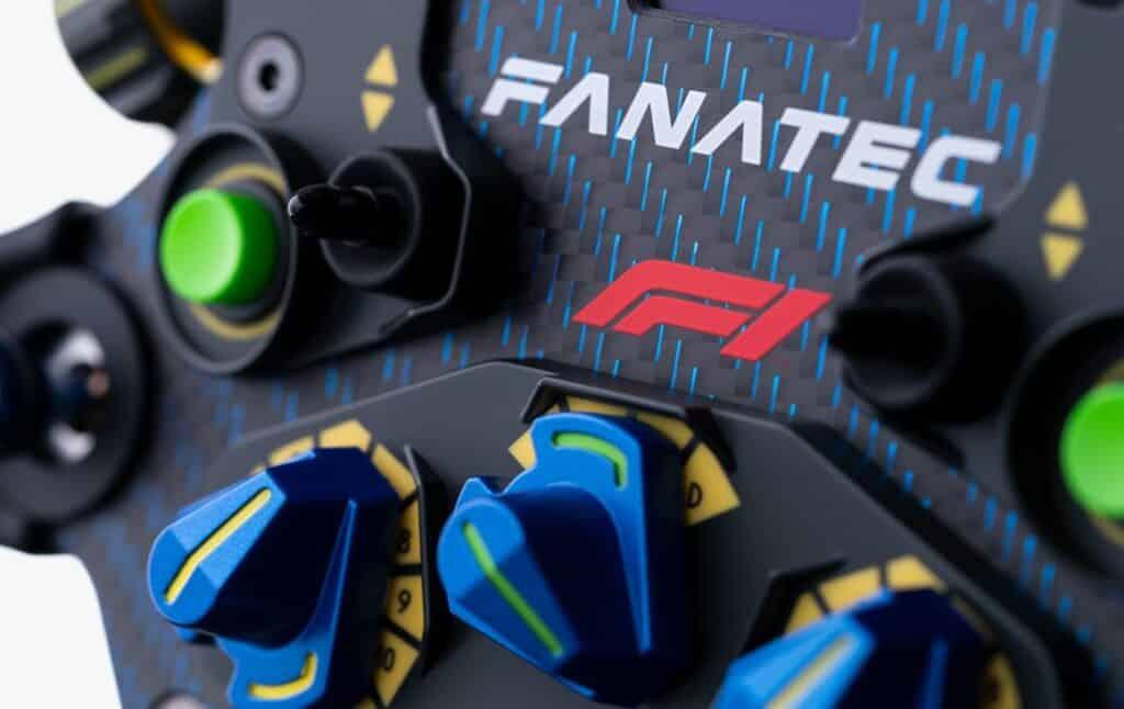fanatec direct drive