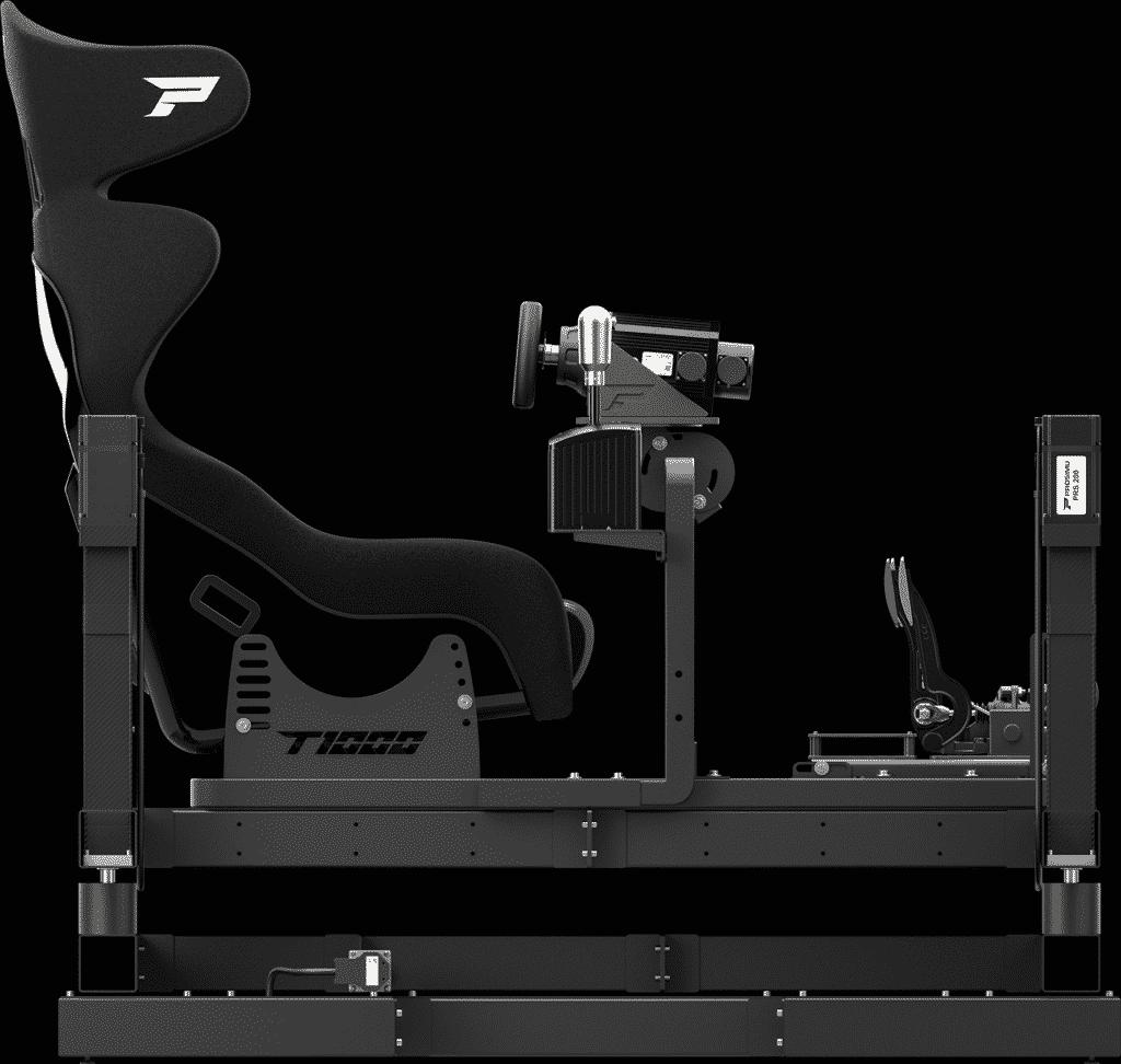 4 dof simulator t1000