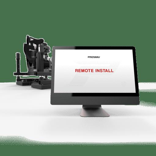 set up online postazione dinamica