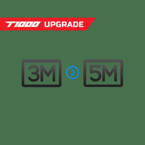 upgrade sistema dof 3m a 5m