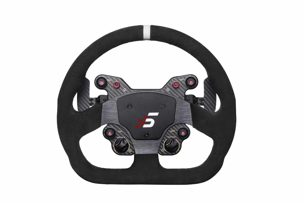 volante simulazione professionale