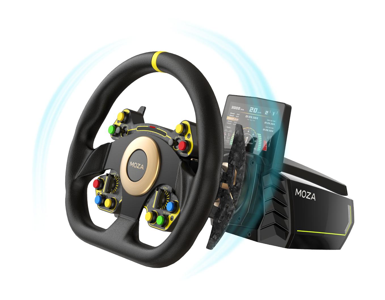 volante moza racing